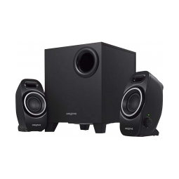 Creative SBS A255 2.1 Speaker System