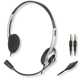Creative HS-320 On-Ear Headphone with Mic