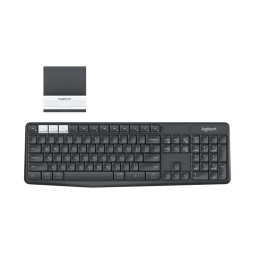Wireless Keyboard and Stand Combo (K375s)
