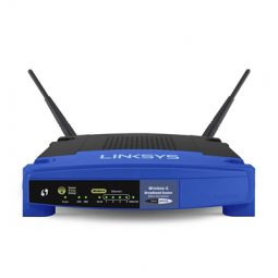Linksys Wireless-G Wi-Fi Router (WRT54GL)