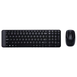 Logitech Wireless Keyboard and Mouse Combo (MK215)