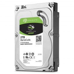 Seagate 2TB Barracuda Hard Drive (ST2000DM006)