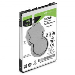 Seagate 500GB Laptop Hard Drive (ST500LM030)